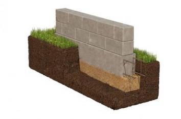 Применение фундаментов на сваях в строительстве