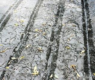Основные причины разрушения старого покрытия