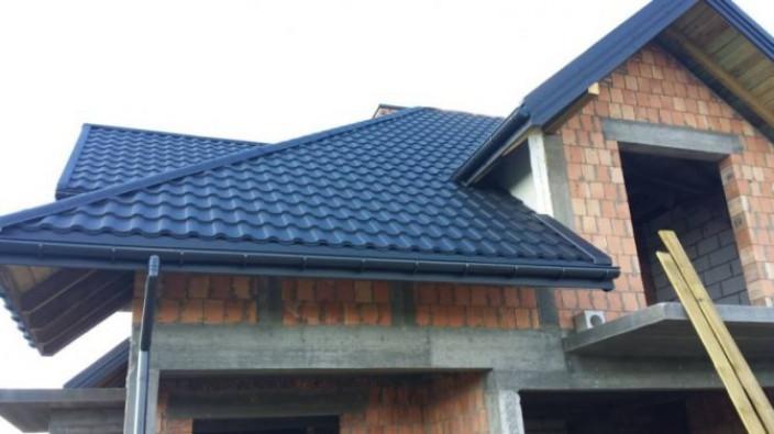 Расчет угла наклона крыши