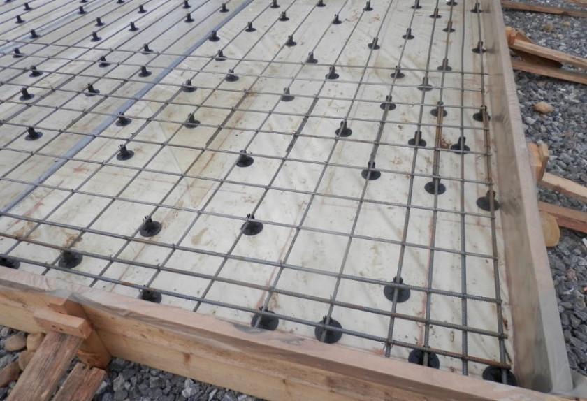 Секреты вязки арматуры для плитного фундамента