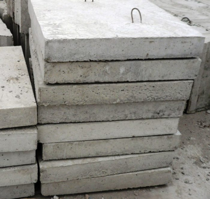 Особенности производства бетонных плит объёмом м³и конструкций других размеров