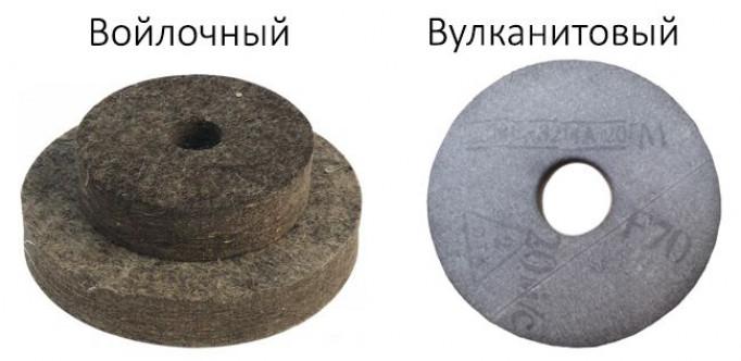 Из какого материала выбрать диск