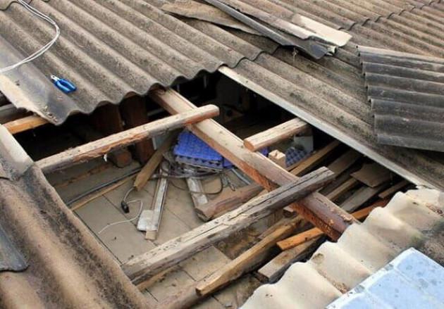 Что такое капитальный ремонт крыши?