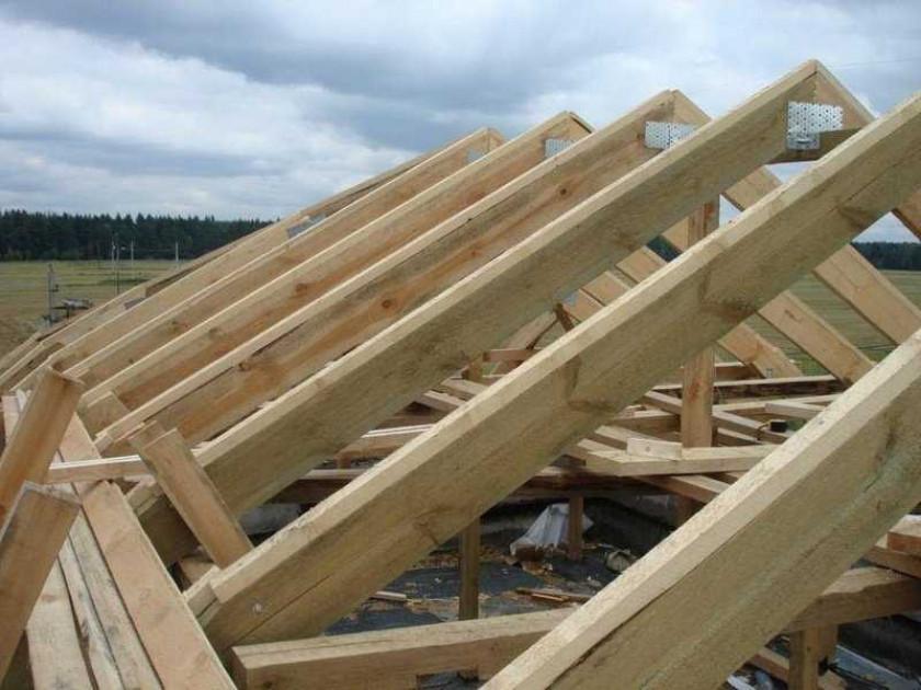Как соорудить крышу самостоятельно: инструкция