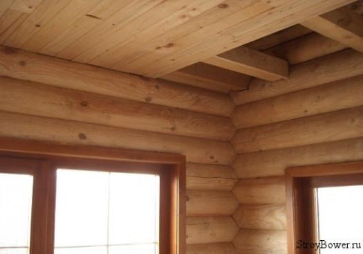 Подготовка к монтажу деревянного перекрытия