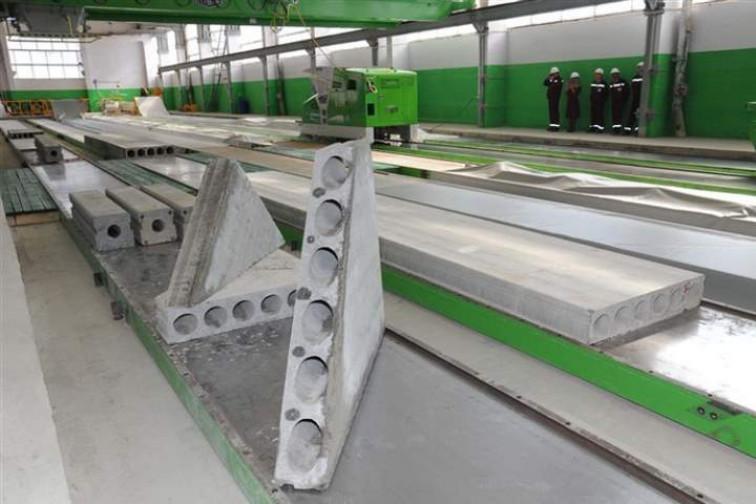 Производство плит
