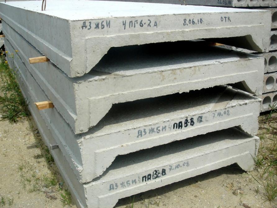 Что собой представляют ребристые плиты, их основные характеристики