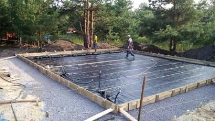 Как сделать гидроизоляцию плиты фундамента: пошаговая инструкция