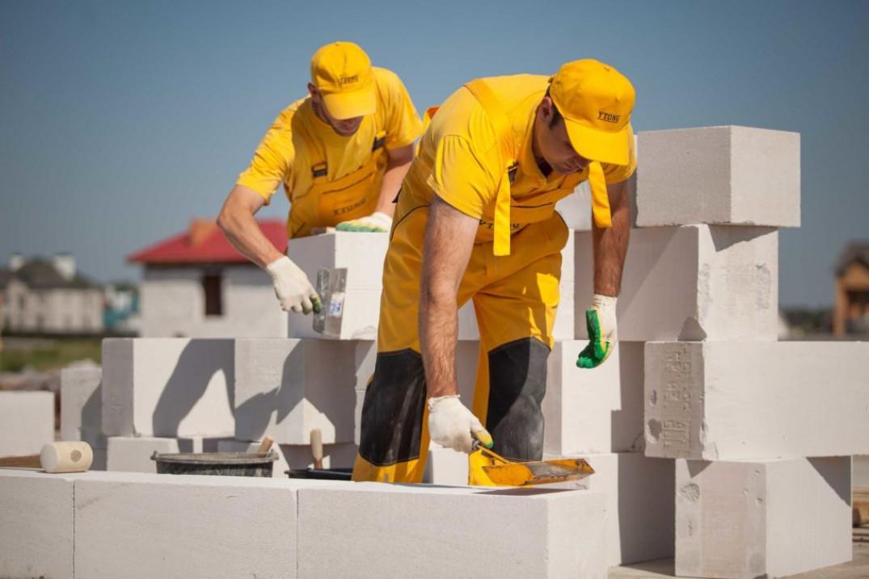 Специфика строительства домов из газобетона
