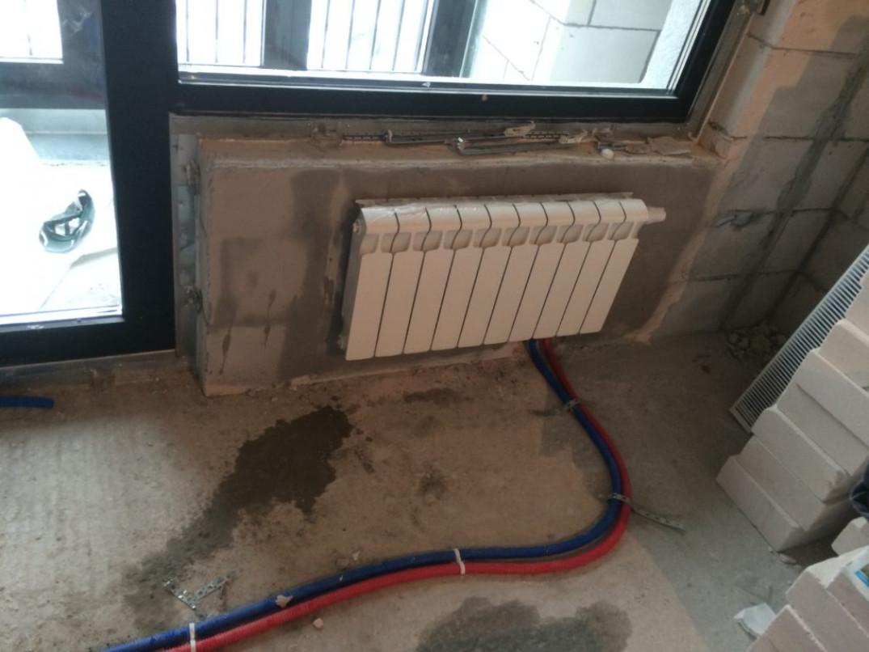 Как происходит коллекторно-лучевая разводка отопления?