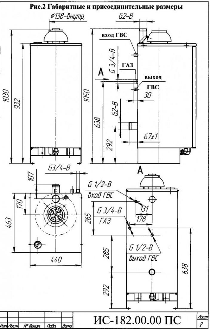 АГВ отопление частного дома удобно, тепло, недорого