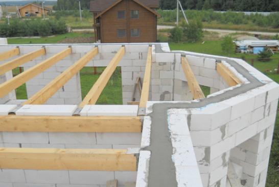 Расчет размеров деревянного перекрытия