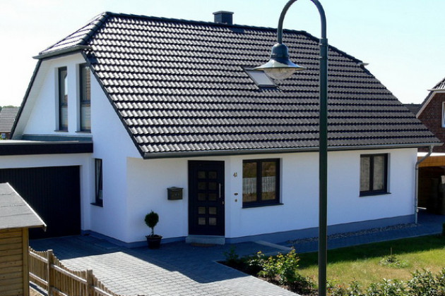 Преимущества применения четырехскатной (вальмовой) крыши