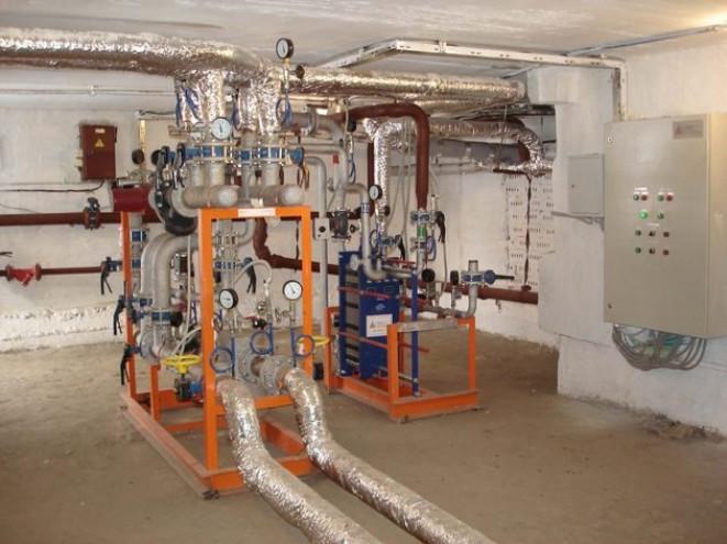 Затраты на отопление при отсутствующем централизованном теплоснабжении