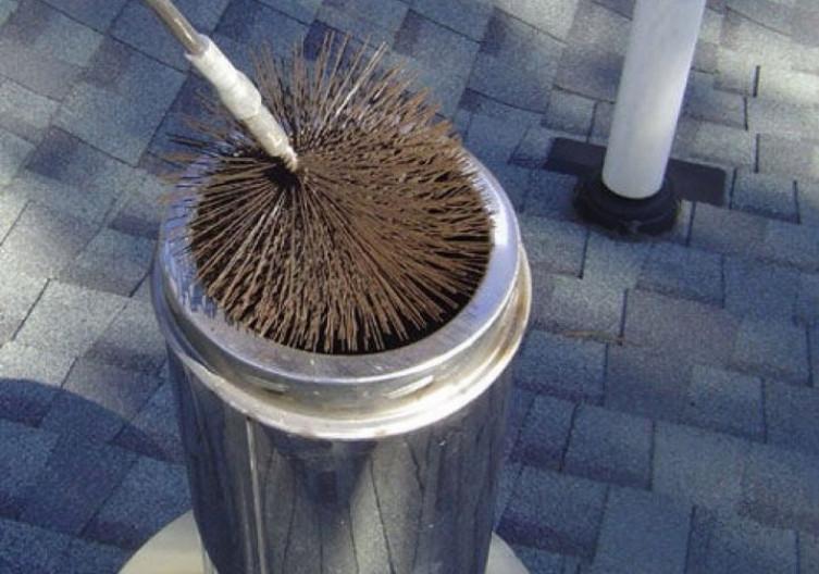 Как прочистить от сажи