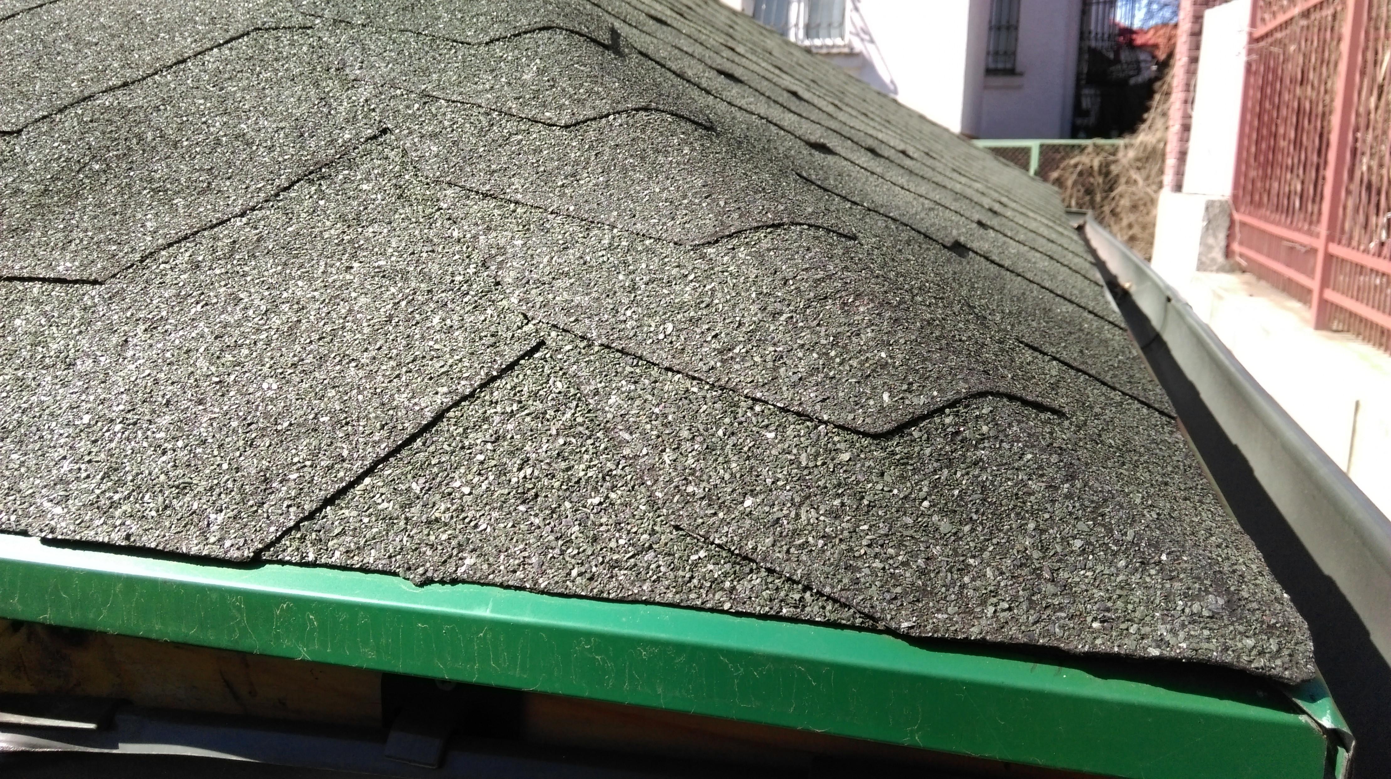 Металлочерепица или битумная (мягкая) крыша