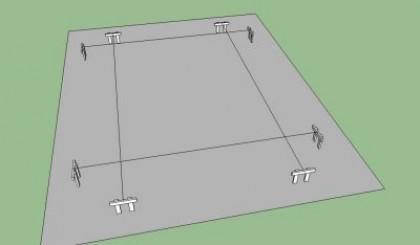 Как вымерить диагональ фундамента — Строительство и ремонт