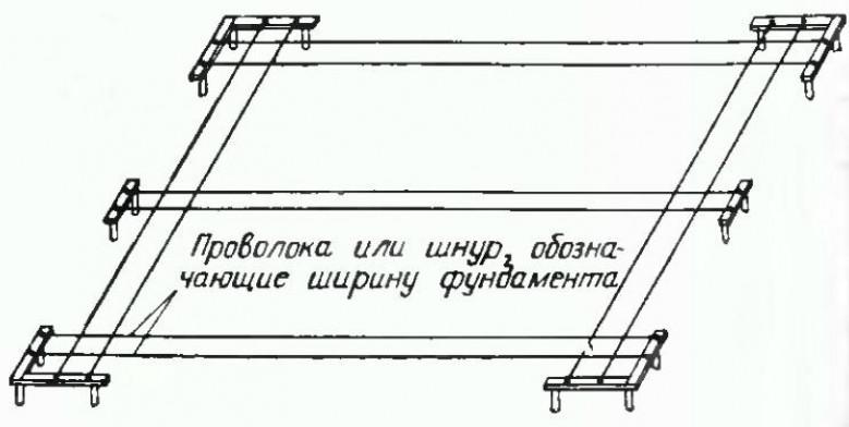 Прямоугольная конструкция