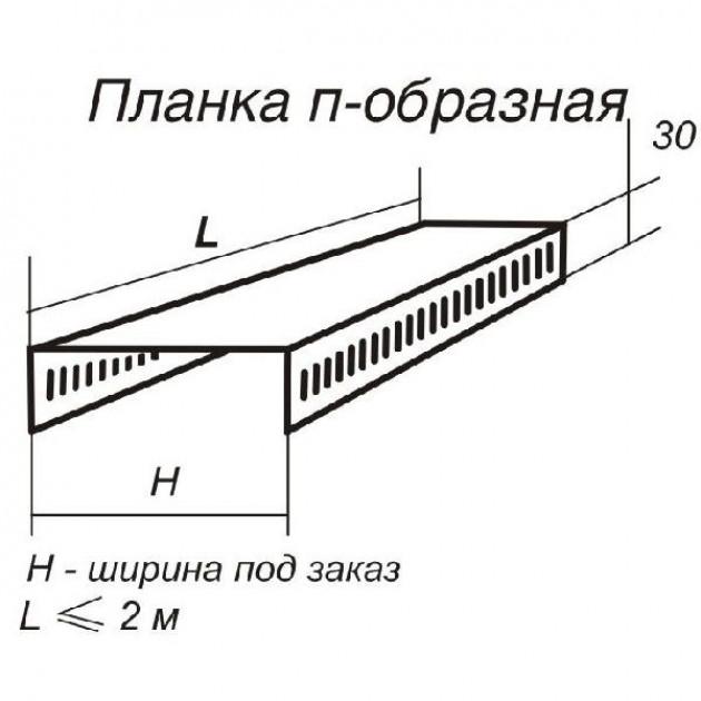 Форма изделия