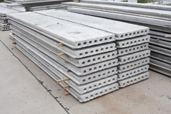 Монолитно-бетонные перекрытия