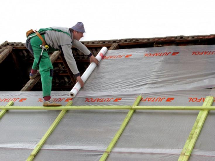 Поэтапная инструкция обшивки крыши