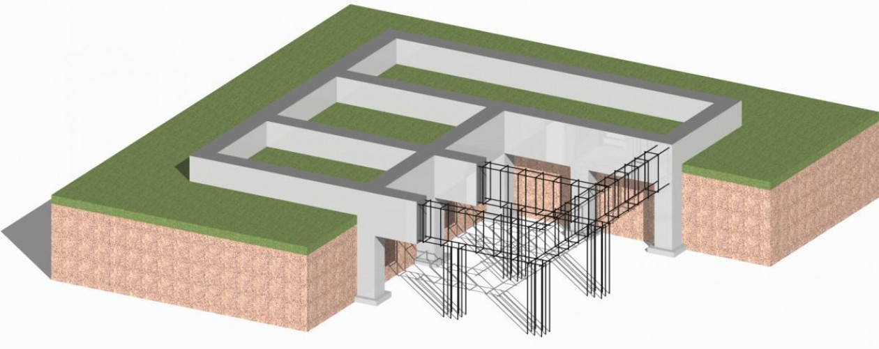 Секреты строительства столбчато-ленточного фундамента