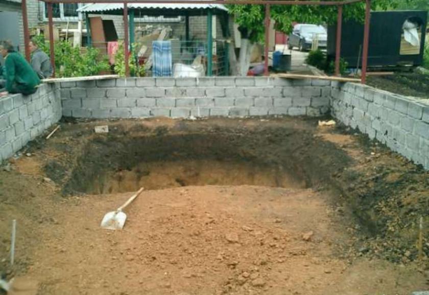Как построить ленточный фундамент?