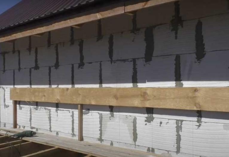 Стропильная система для односкатной крыши пошаговая инструкция