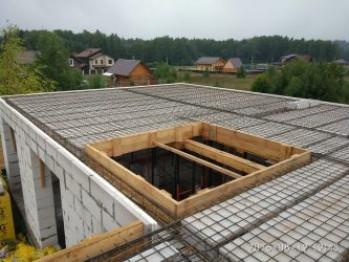 Перекрытия для двухэтажного дома