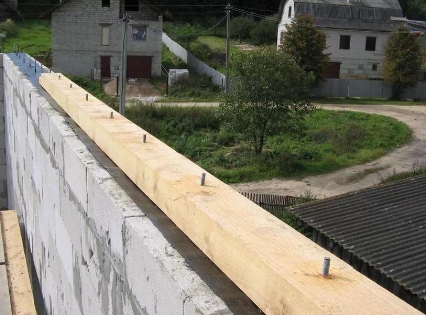Составные части крыши