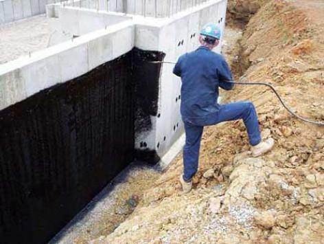 Разновидности гидроизоляции