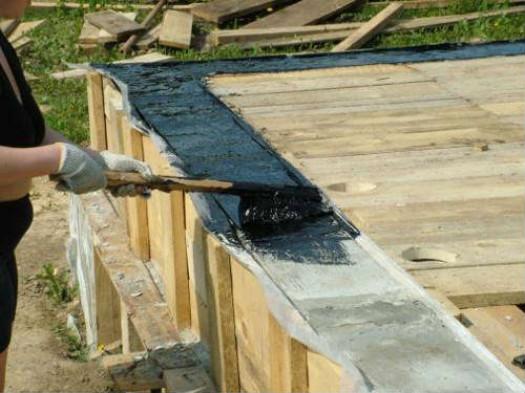 Подготовка фундамента под окладной венец