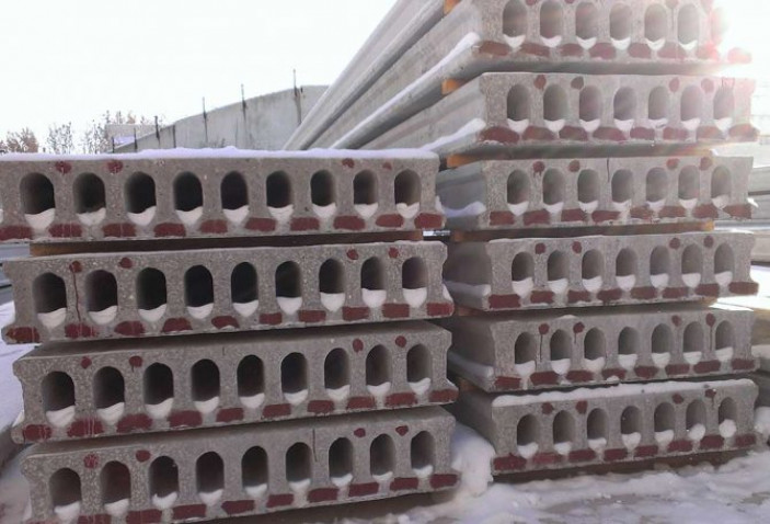 плиты перекрытия и покрытия