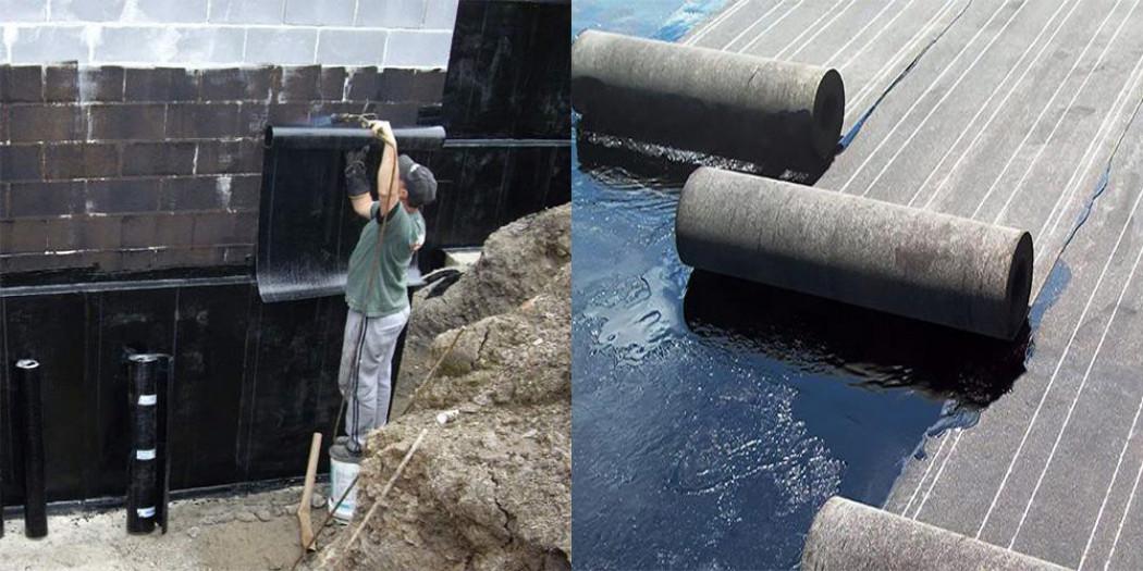 Как провести гидроизоляцию в зависимости от вида фундамента