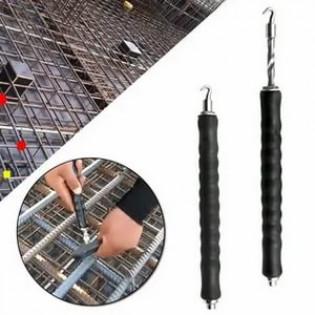 Инструменты, которые применяются для вязки арматуры.