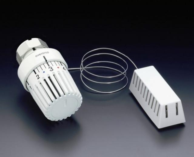 Выбор мест для установки термостатов