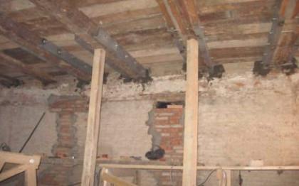 Балочные перекрытия – материалы, конструкция, ремонт