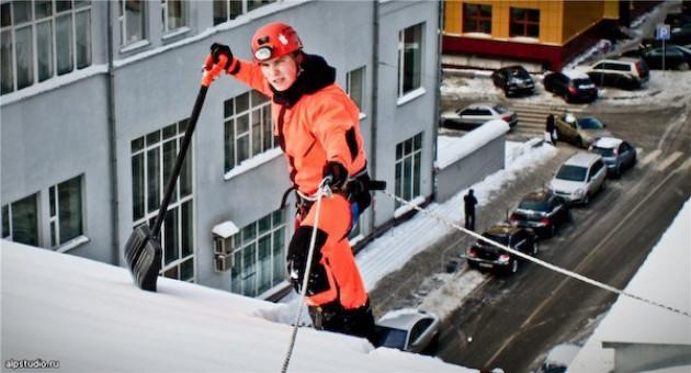 Как избежать образования сосулек на крыше зимой? | Мосполимерстрой