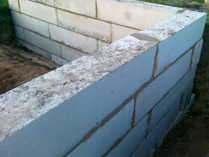 Виды фундамента для постройки сарая