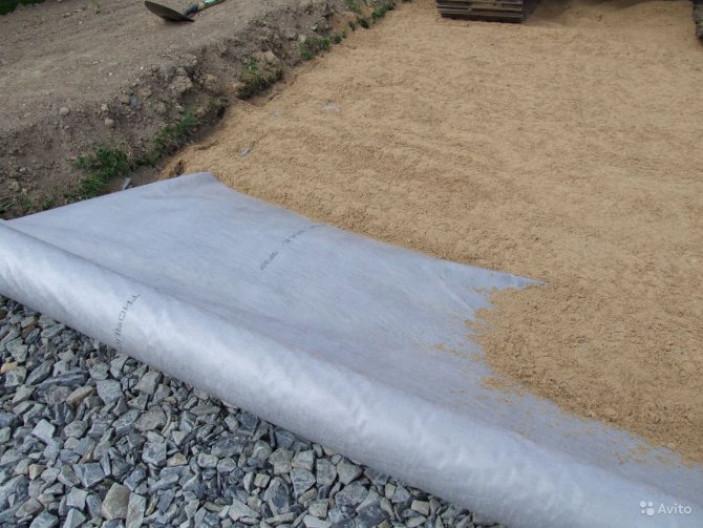 Выбор песка для песчаной подушки