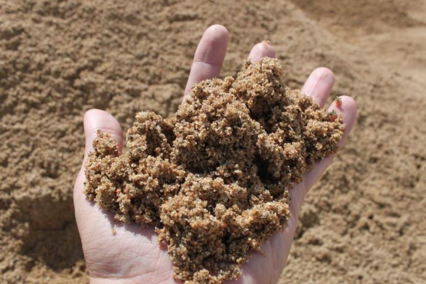 Какой песок лучше для бетона: шагов проверки качества