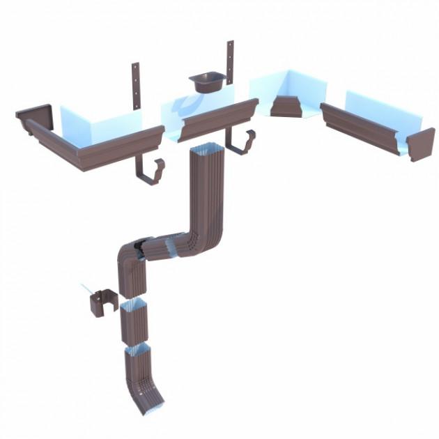 Как устроена система водостока