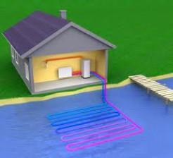 Тепловые насосы для отопления дома: типовые разновидности