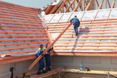 Гидроизоляция для крыши под металлочерепицу