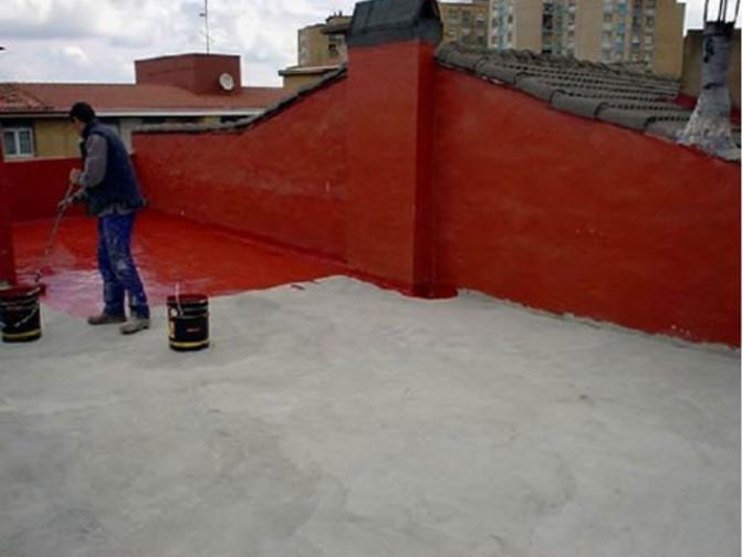 А если крыша бетонная?