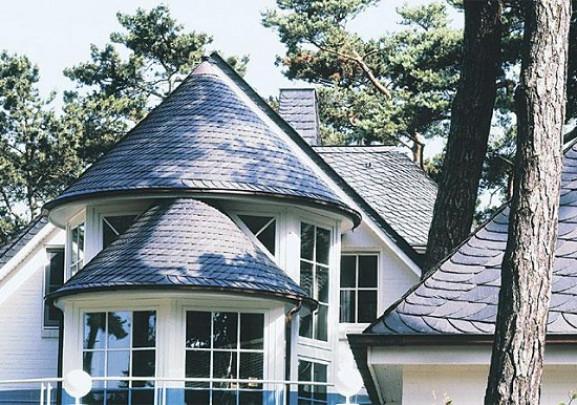 Мансардные крыши: виды