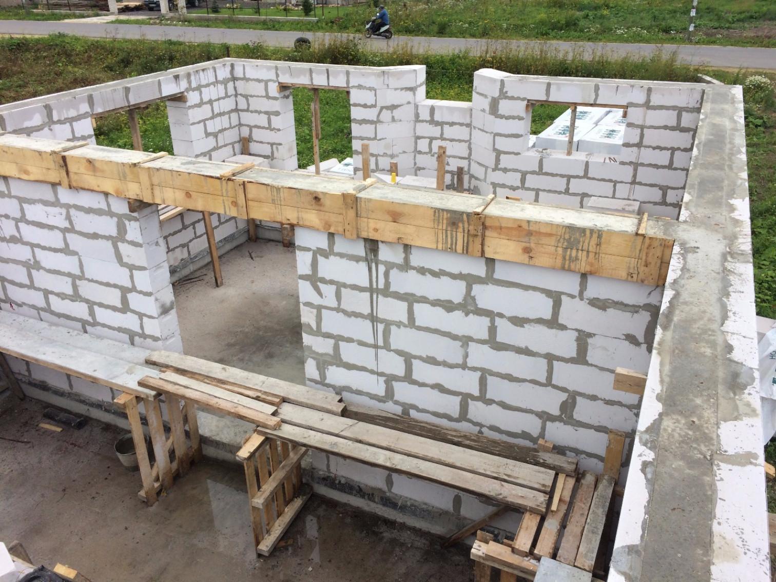 Технология строительства