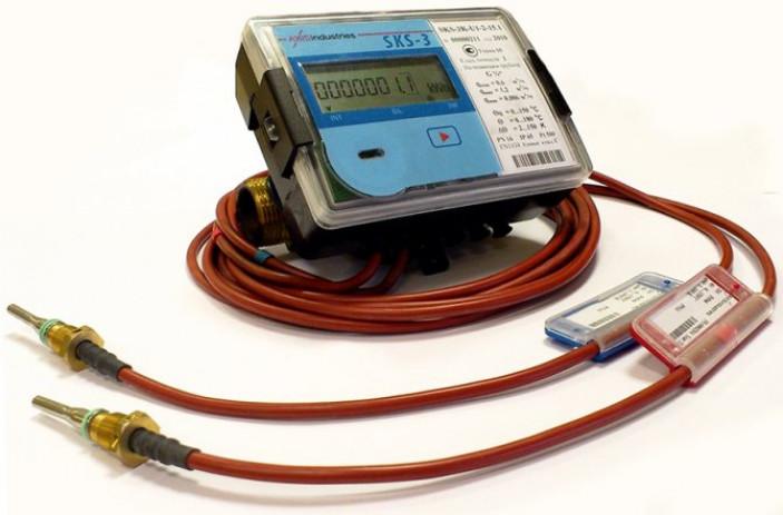Варианты счётчиков отопления: индивидуальные и общедомовые приборы